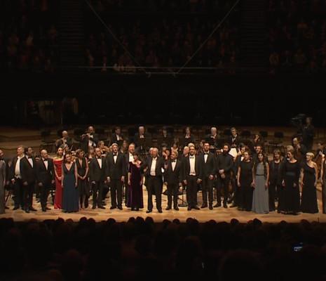 Les Arts Florissants, Gala des 40 ans à la Philharmonie