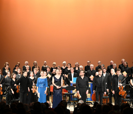 Le Messie, Orchestre national d'Auvergne