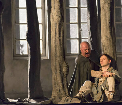 Christopher Purves & Iestyn Davies - Written on Skin par Katie Mitchell