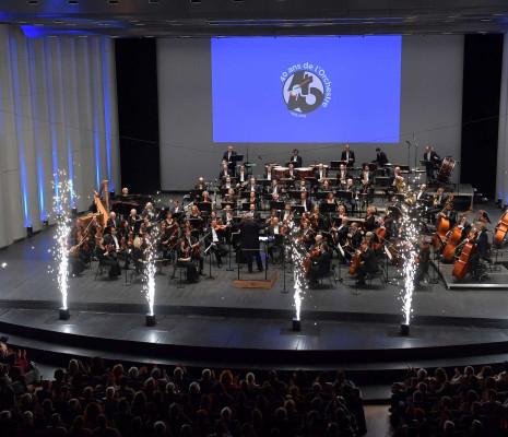 Gala 40 ans Orchestre national de Montpellier-Occitanie