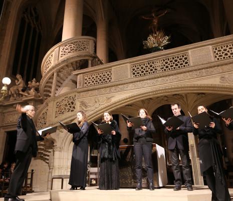 Maîtrise-Ensemble vocal de Notre-Dame de Paris
