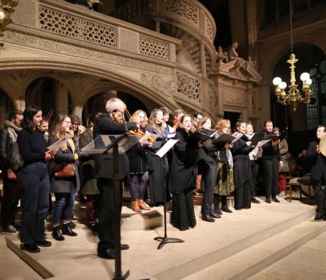 Sylvain Dieudonné & Maîtrise-Ensemble vocal de Notre-Dame de Paris