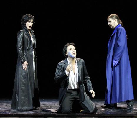 Philippe Do dans Robert le Diable à l'Opéra de Sofia