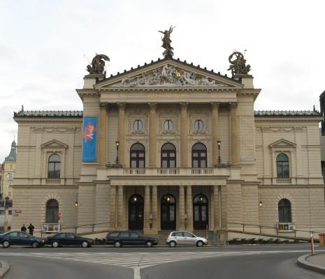 Opéra d'État de Prague