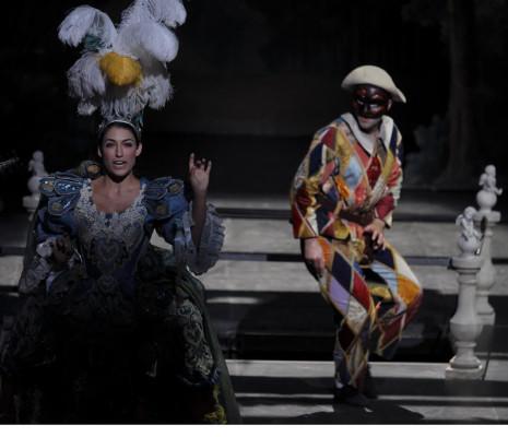Sandrine Buendia et Bruno Coulon - La Guerre des Théâtres par Jean-Philippe Desrousseaux