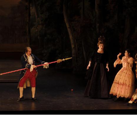 La Guerre des Théâtres par Jean-Philippe Desrousseaux