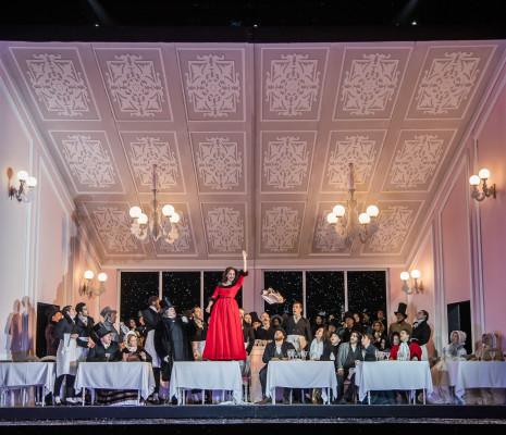 Aida Garifullina - La Bohème par Richard Jones