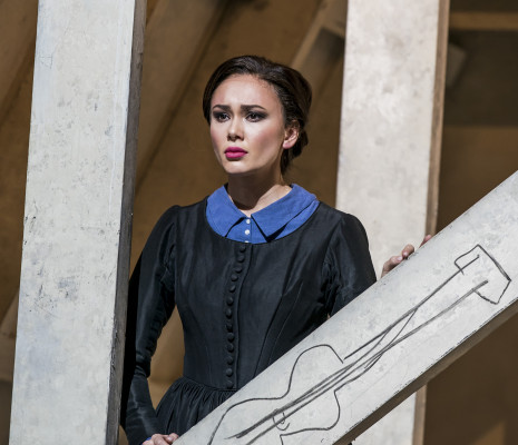 Aida Garifullina - La Bohème par Richard Jones