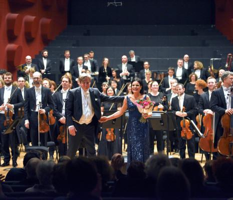 Marko Letonja, Genia Kühmeier & Orchestre Philharmonique de Strasbourg