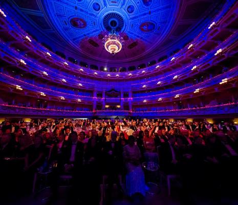 Bal de l'Opéra d'État de Dresde