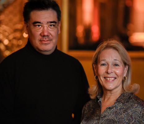 Alan Gilbert & Birgitta Svendén