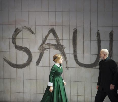 Saül par Claus Guth