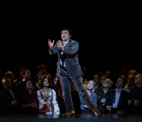 Michael Fabiano - Les Contes d'Hoffmann par Robert Carsen