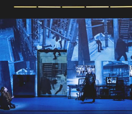 Christianne Stotijn, Simon Bailey - Parsifal par Amon Miyamoto