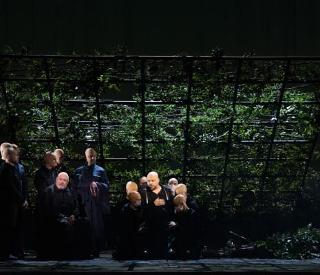 Peter Rose & Matthias Goerne - Parsifal par Aurélien Bory