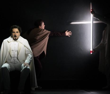 Pierre-Yves Pruvot & Sophie Koch - Parsifal par Aurélien Bory