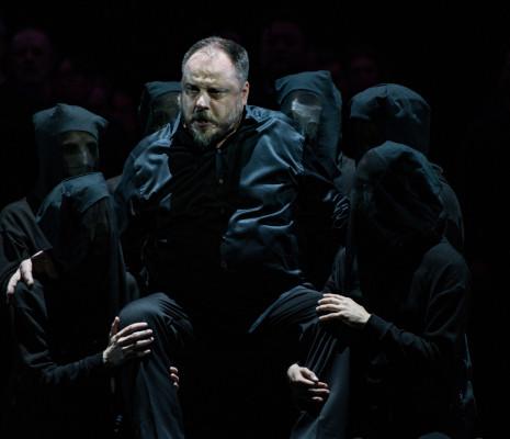 Matthias Goerne - Parsifal par Aurélien Bory