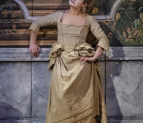 Tamara Bounazou dans Les Petites noces