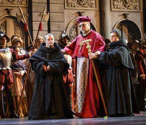Roberto Scandiuzzi - Don Carlos par Stefano Mazzonis di Pralafera