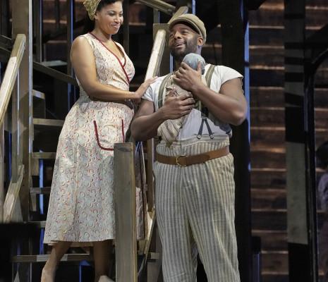 Golda Schultz & Ryan Speedo - Porgy and Bess par James Robinson