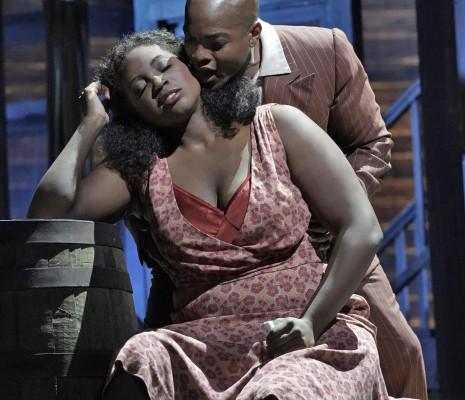 Angel Blue & Frederick Ballentine - Porgy and Bess par James Robinson