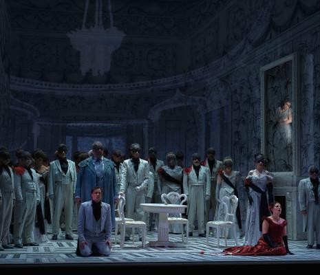 Jonathan Boyd & Tuuli Takala - La Traviata par Paul-Émile Fourny
