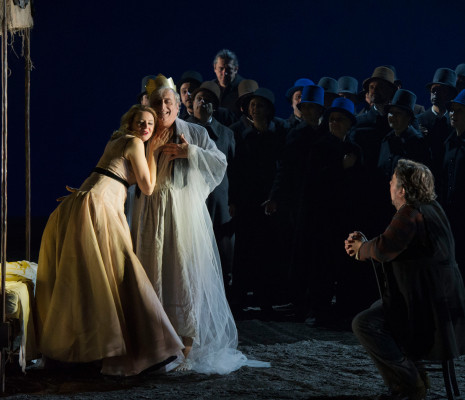 Lucie Roche & Vincent Le Texier - Don Quichotte