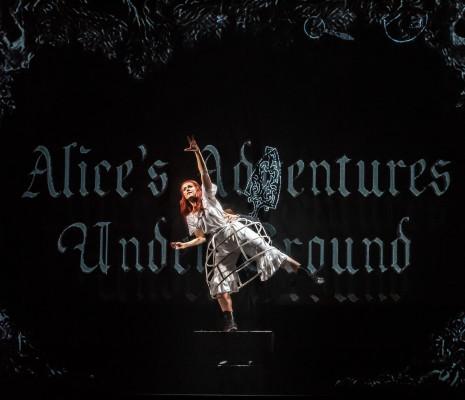 Claudia Boyle - Alice's Adventures Under Ground
