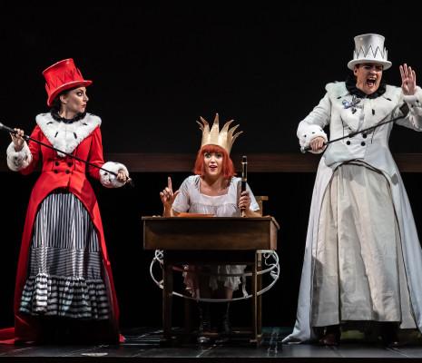 Clare Presland, Claudia Boyle & Hilary Summers - Alice's Adventures Under Ground