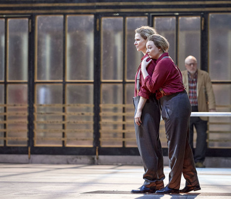 Katrin Röver, Jennifer Davis & Falk Struckmann - Leonore-Fidelio par Amélie Niermeyer