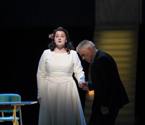Elisabeth Teige & Øyvin Berven - Madame Butterfly par Stephen Langridge