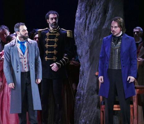 Régis Mengus, Sévag Tachdjian & Thomas Bettinger - Eugène Onéguine par Alain Garichot