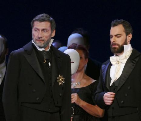 Nicolas Courjal & Régis Mengus - Eugène Onéguine par Alain Garichot