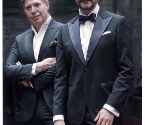 Renaud Doucet et André Barbe