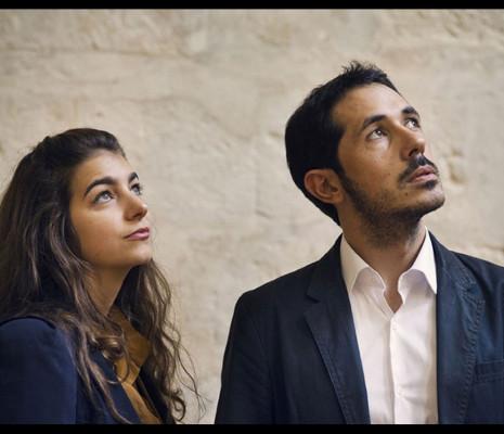 Margaux Blanchard et Sylvain Sartre (Les Ombres)