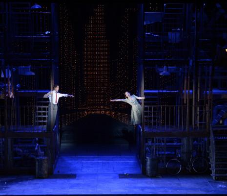 Joel Prieto & Mary Bevan - Street Scene par John Fulljames
