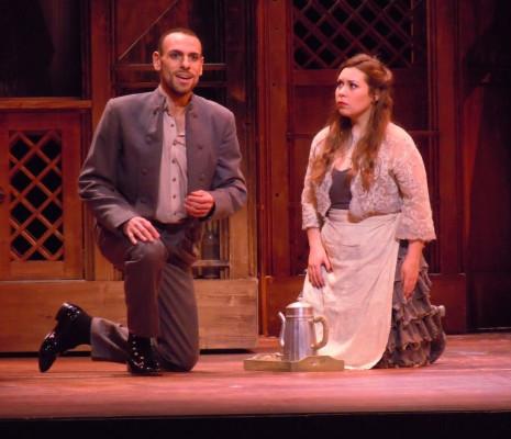 Carlos Natale et Victoria Yarovaya dans la Cenerentola