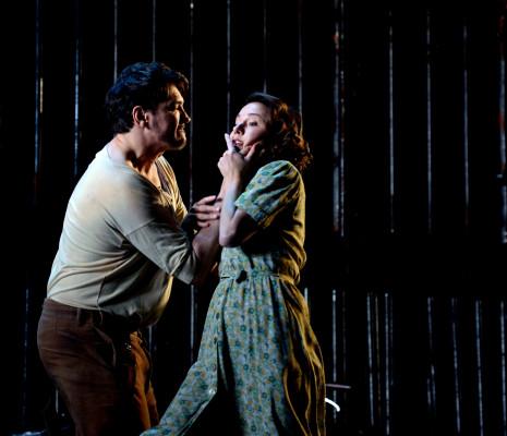 Paulo Szot & Mary Bevan - Street Scene par John Fulljames