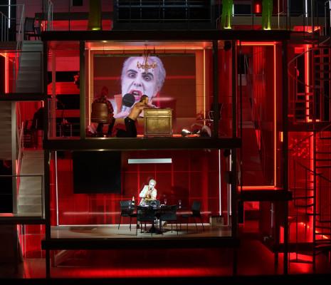 Alessio Arduini, Björn Bürger & Riccardo Novaro - Don Giovanni par Jean-Philippe Clarac, Olivier Deloeil