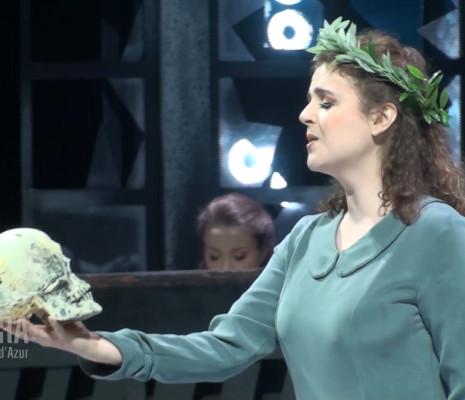 Eva Zaicik - La Dame de Pique par Olivier Py