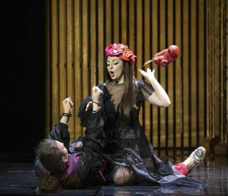 Henri Uusitalo & Olga Heikkilä - Don Giovanni par Jussi Nikkilä