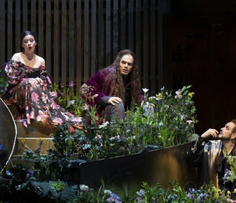 Tamuna Gochashvili, Markus Suihkonen & Tuomas Pursio - Don Giovanni par Jussi Nikkilä