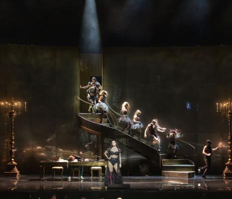 Markus Suihkonen, Liine Carlsson - Don Giovanni par Jussi Nikkilä