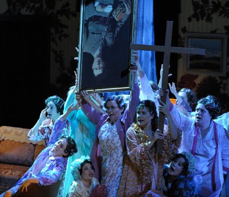 Liliana Nikiteanu & Cecilia Bartoli - Le Comte Ory par Moshe Leiser, Patrice Caurier