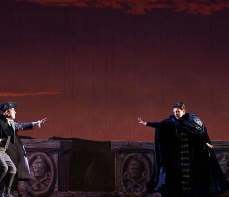 Tosca par Dan Wallace Miller