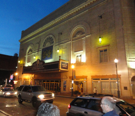 Pittsburgh Opéra - Benedum Center