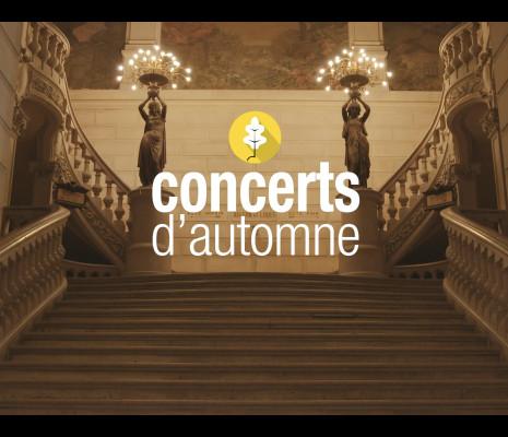 Concerts d'Automne à Tours