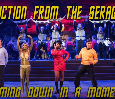L'Enlèvement au Sérail - Star Trek