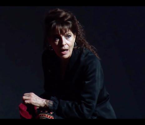 Fanny Ardant incarne Cassandre