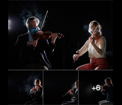 Aérosols instrumentistes - Orchestre Philharmonique de Vienne